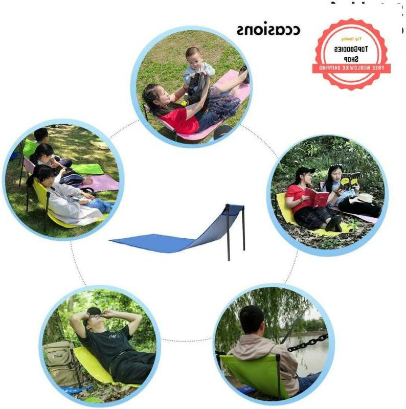 Outdoor Chair Mat - Portable Camping Waterproof with