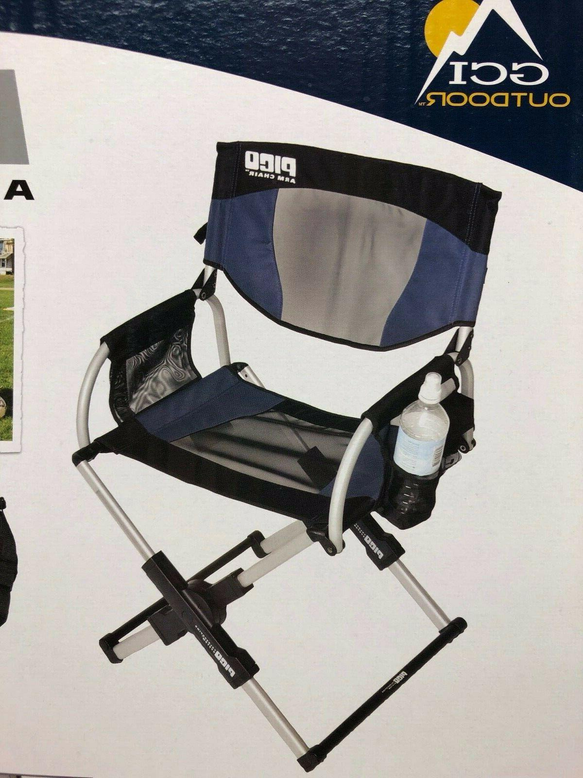 pico compact telescoping folding chair with carry