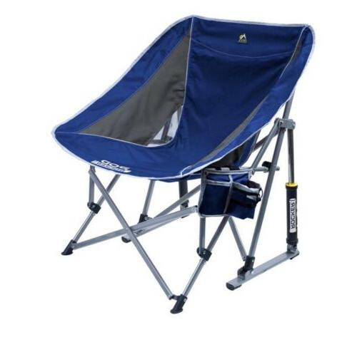 pod rocker collapsible rocking chair