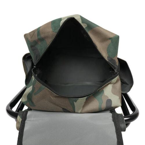 Portable Stool Backpack Hiking Bag
