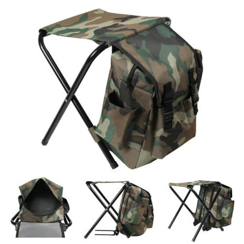Portable Folding Camping Stool Hiking Bag