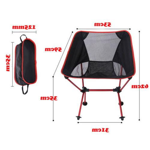 Portable Folding Chair Outdoor Travel Fishing Stool