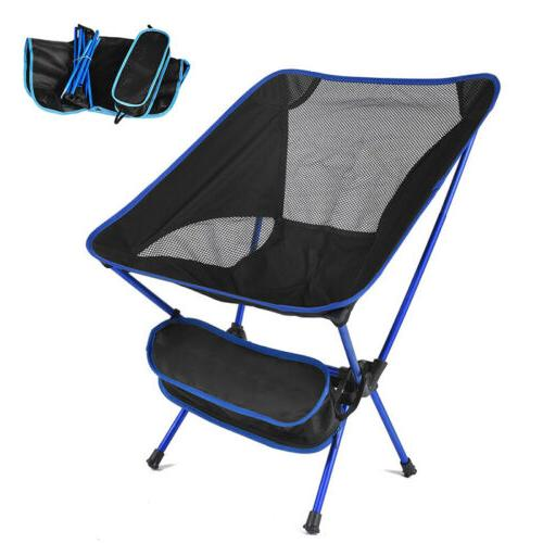 portable folding chair outdoor travel fishing camping