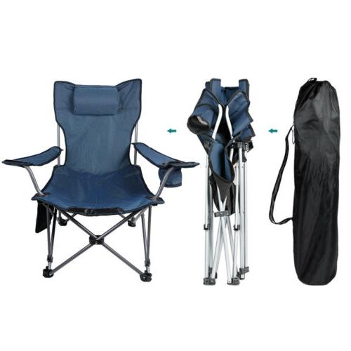 Portable Chair Beach Camping Collapsible Seats Recliners