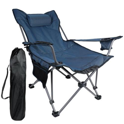 portable folding picnic chair beach camping collapsible