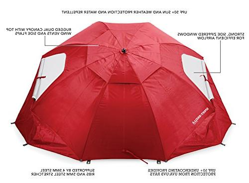 Sport-Brella BRE01-050-02 Portable All-Weather and Canopy