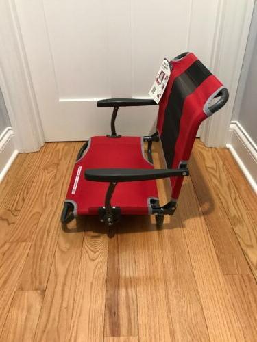 GCI Red Big Comfort Armrests