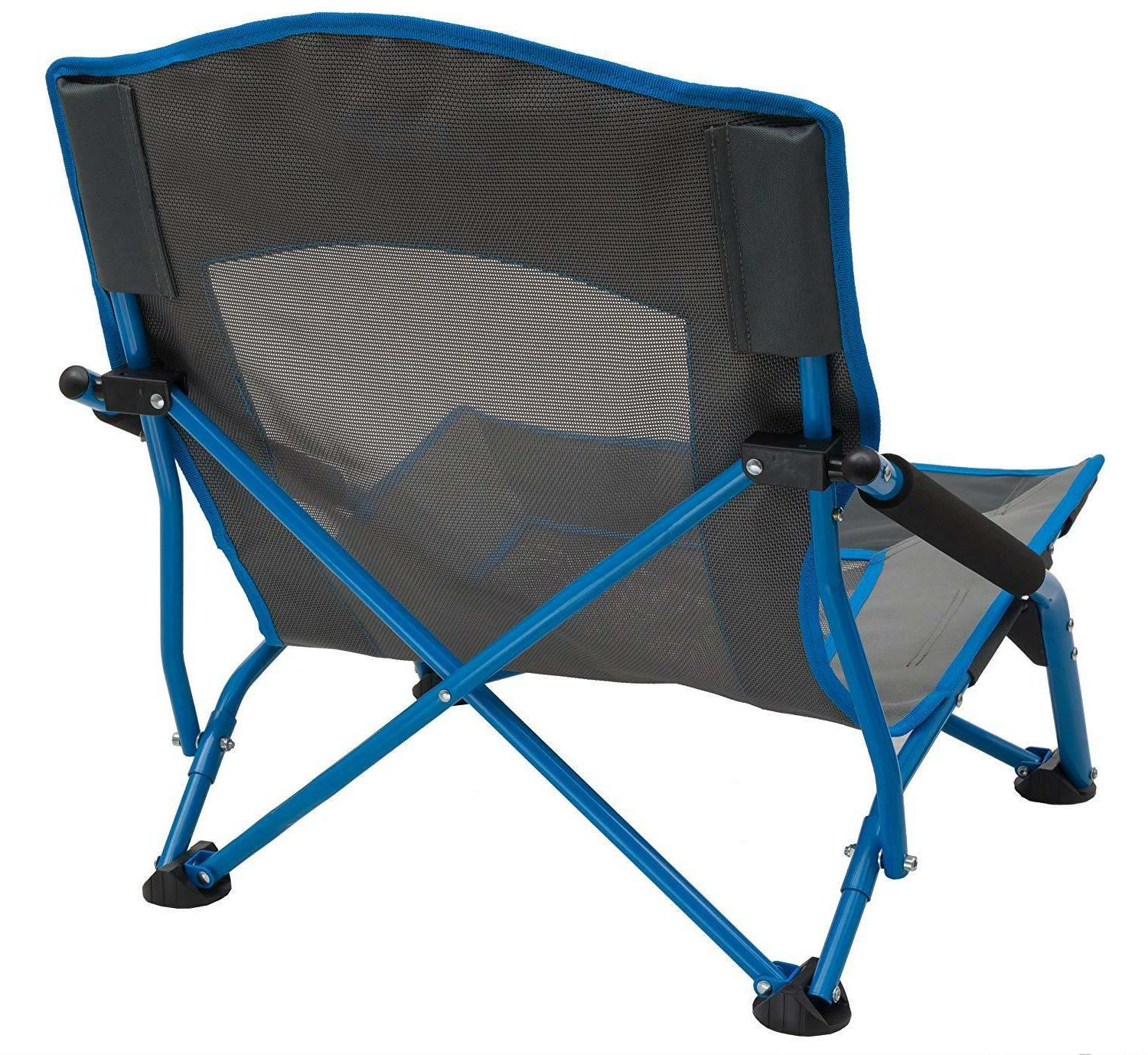 ALPS Mountaineering Chair, Camping, Sporting, Blue/Gray