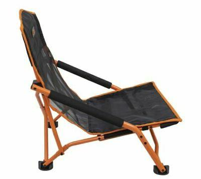 ALPS Chair, Black/Apricot,