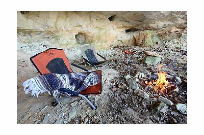 ALPS Camp Chair Ocean/Charcoal