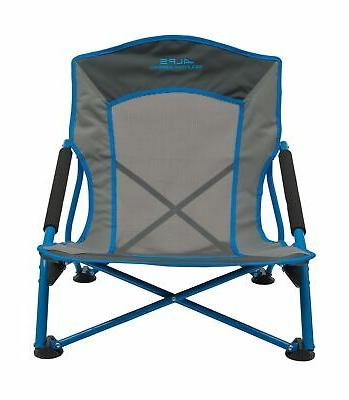 ALPS Mountaineering Rendezvous Camp Chair Ocean/Charcoal