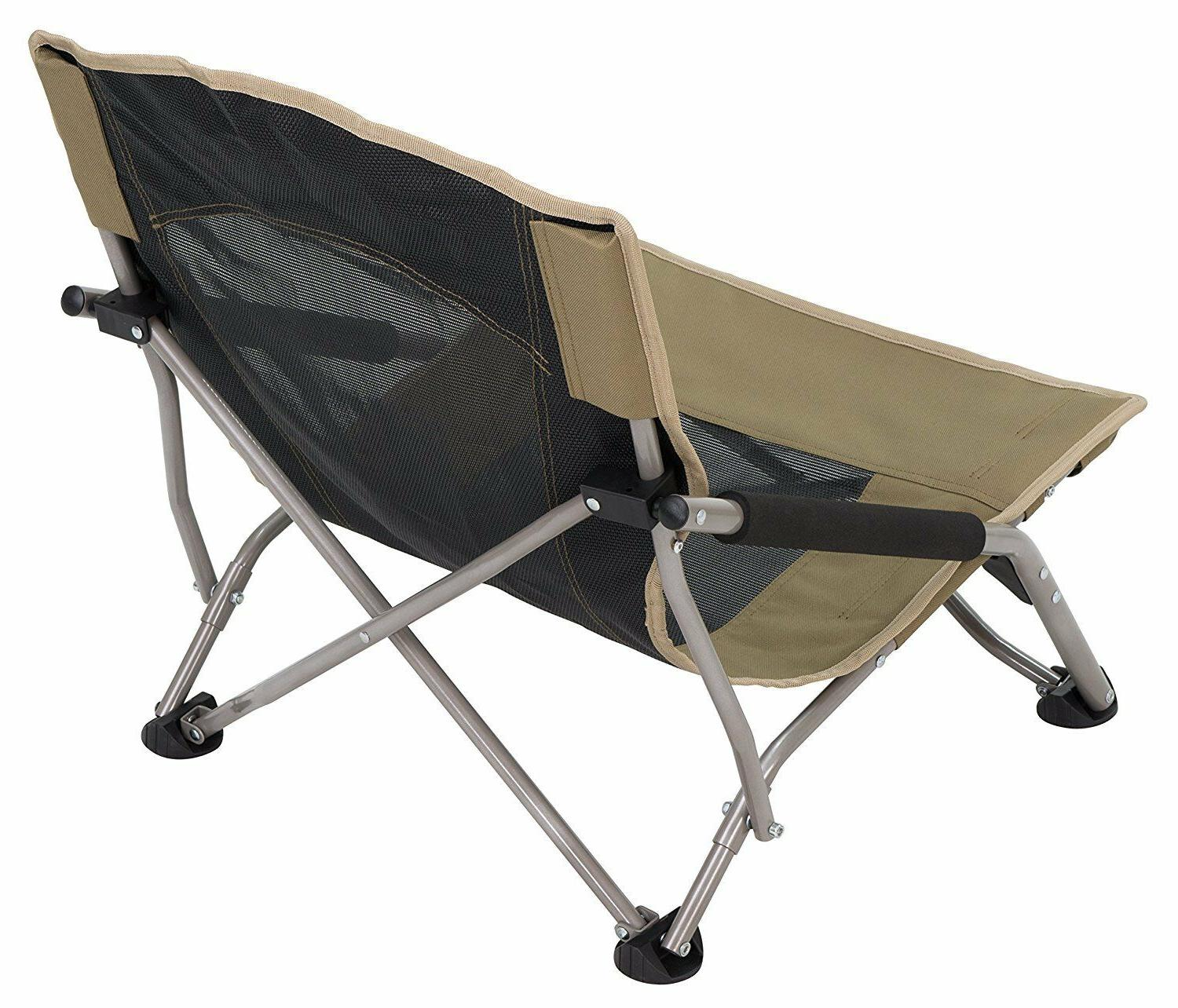 ALPS Mountaineering Rendezvous Chair, Camping, Khaki