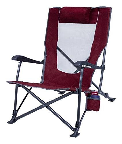 ride reclining camping chair