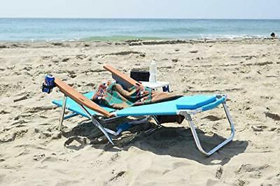 Rio Big Kahuna Extra Beach Chair, Turquoise
