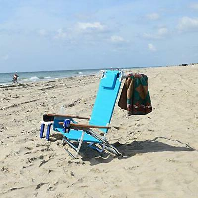 Rio Kahuna Extra Large Folding Chair, Turquoise
