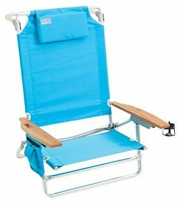 Rio Beach Extra Folding Chair, Turquoise