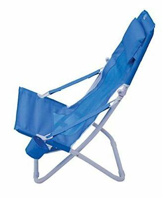 Rio Fold Breeze Beach Chair, Light