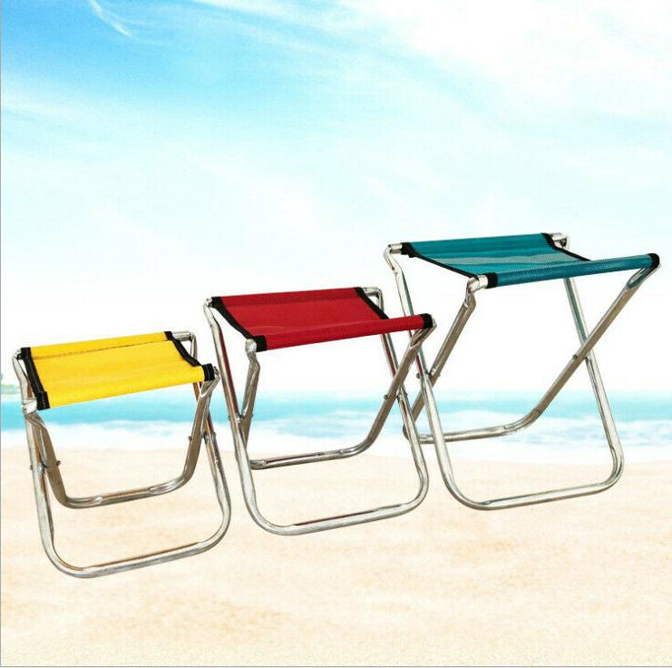 Stainless Steel Outdoor Folding Maza Recreational Portable Chair