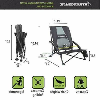 STRONGBACK Chair Heavy Duty Lounge...
