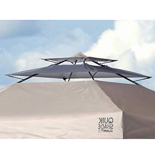 Quik 10 x 17-Foot with Adjustable Awnings, of People