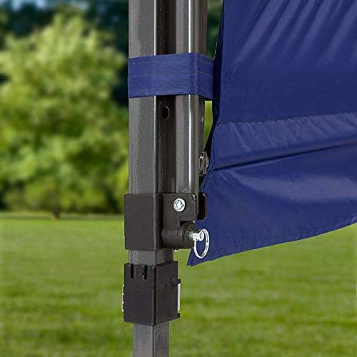 Quik Shade Summit 10 x 17-Foot Instant with Awnings, of for People Taupe