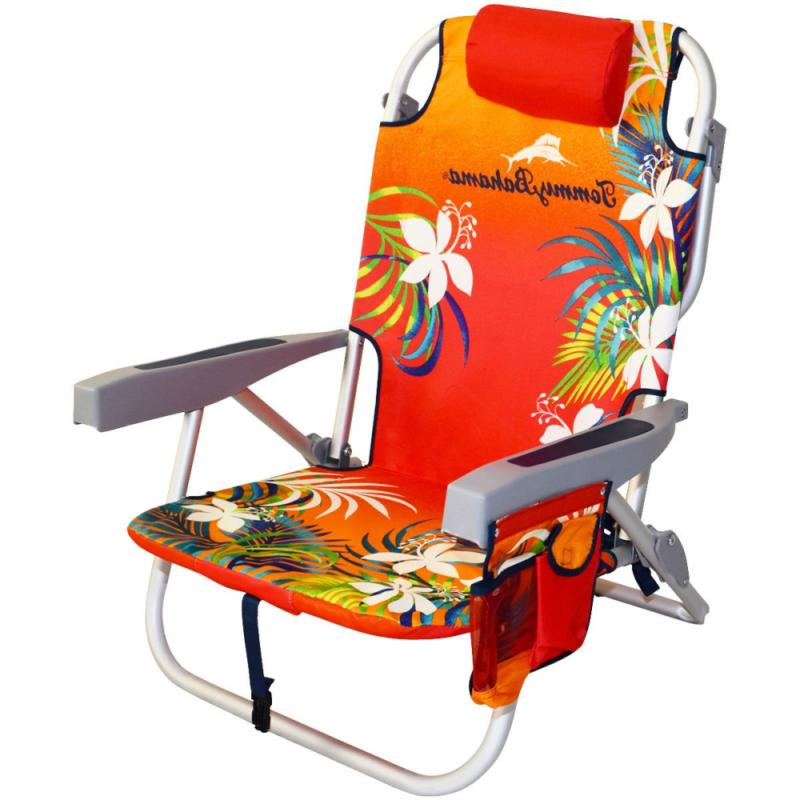 Tommy Beach Chairs/Red + 1 Medium