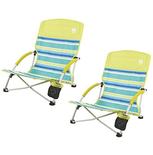 Fine Coleman Utopia Breeze Beach Sling Camping Chairs W C Gmtry Best Dining Table And Chair Ideas Images Gmtryco