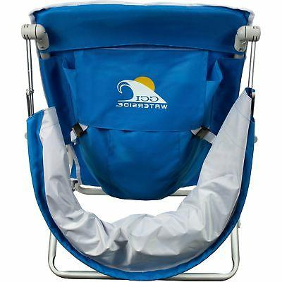 GCI Outdoor Waterside Reclining Portable Beach with