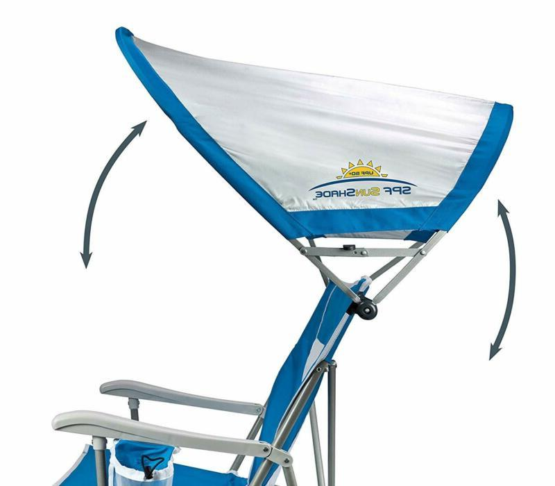 GCI Waterside Folding Captain's with