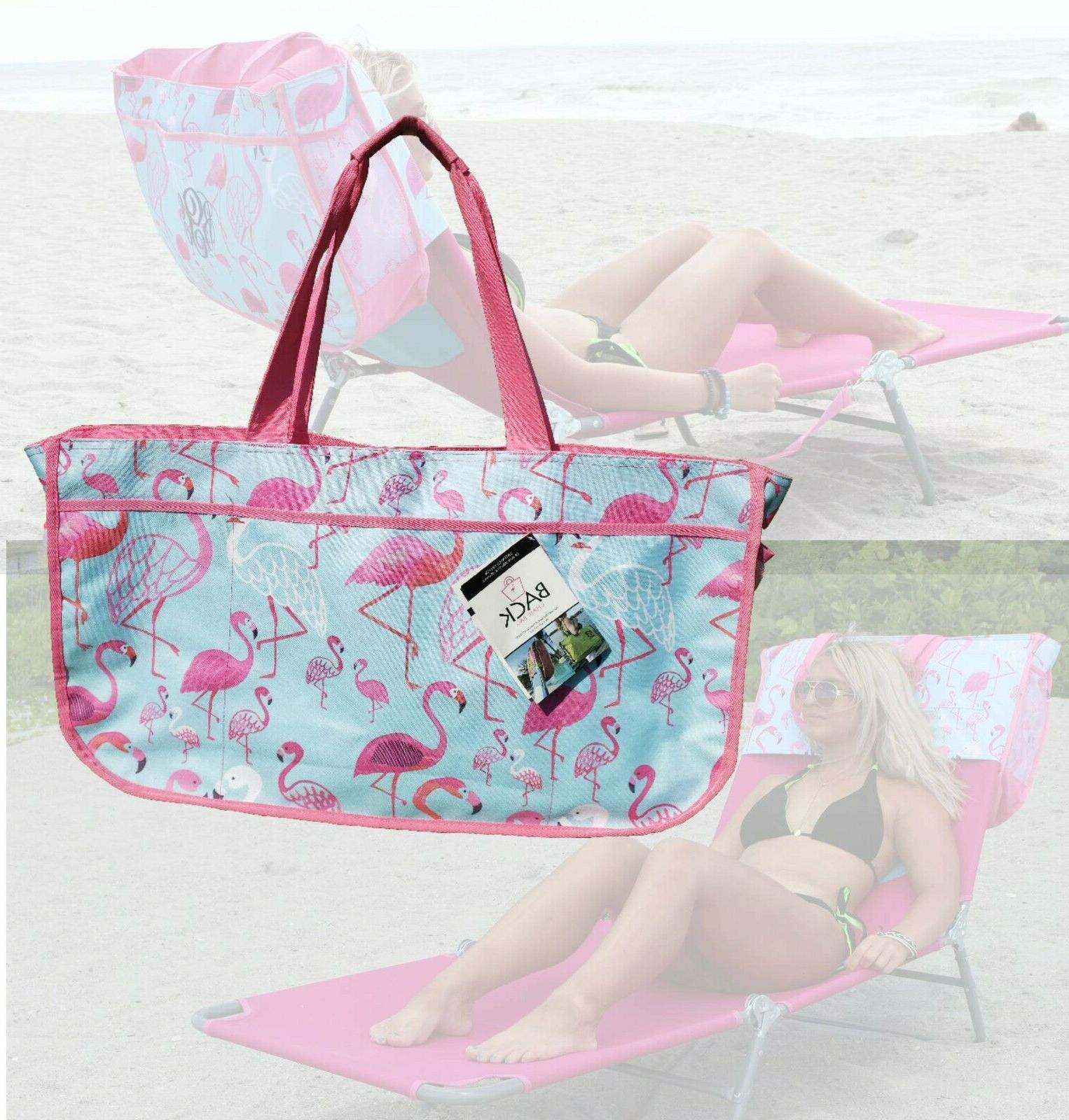 worlds 1st tote beach bag that easily