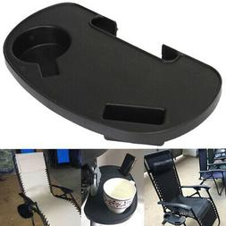 Lounge Chair Cup Holder Clip on Side Tray for Picnic Beach 3