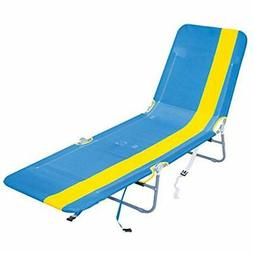 Rio Beach Face Opening Sunbed High Seat