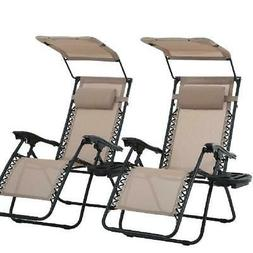 lounge patio chairs with canopy and cup