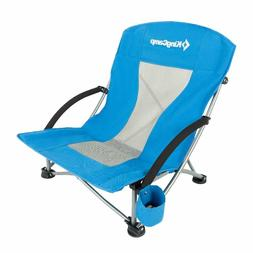 KingCamp Low Sling Beach Camping Concert Folding Chair Low M