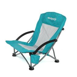 KingCamp Low Sling Beach Camping Folding Chair with Mesh Bac