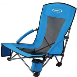 G4Free Low Sling Beach Folding Chair Outdoor Camping Concert