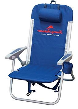 Tommy Bahama Mesh Trim with Cooler Backpack Chair