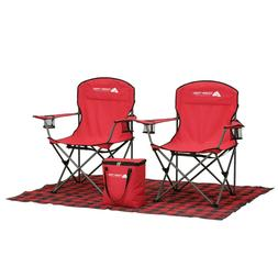 mini tailgate combo with footprint cooler