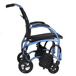 STRONGBACK Mobility- Lightweight Excursion 8 Wheelchair- Sma