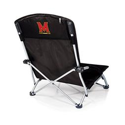 NCAA Tranquility Chair, Maryland, Black