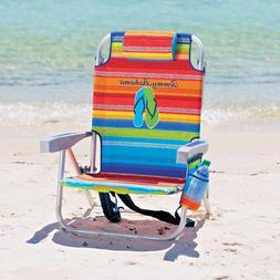 NEW Tommy Bahama Backpack Cooler Beach Chair   Flip Flop  Or