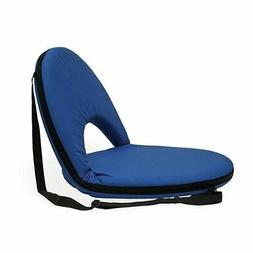 New Pacific Play Tents Multi Fold Padded Seat Chair, Blue