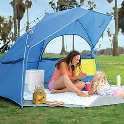 NEW LIGHTSPEED OUTDOORS QUICK SHELTER PORCH UPF 50+ ZIPPERED