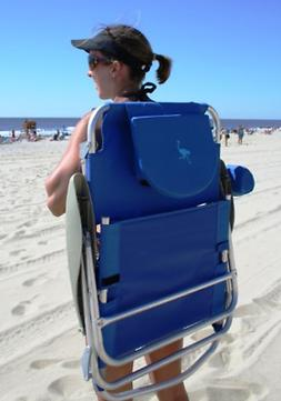 Ostrich On-Your-Back Backpack Beach Chair