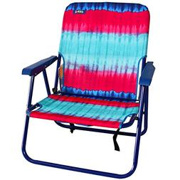 One Position Backpack Beach & Event Chair for Adults and Chi