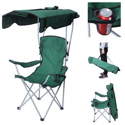Outdoor Camping Chair Folding Portable BBQ Picnic Fishing Be