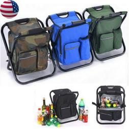 Outdoor Camping Hiking Backpack Equipment Foldable Cooler Be