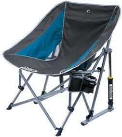 Outdoor Pod Rocker Chair Comfortable Portable Camp Sports La