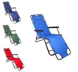 Outdoor Potable Folding Lounge Chair Pipe Pool /Beach /Home