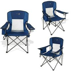 Oversized Portable Quad Folding Outdoor Beach Camping Chair